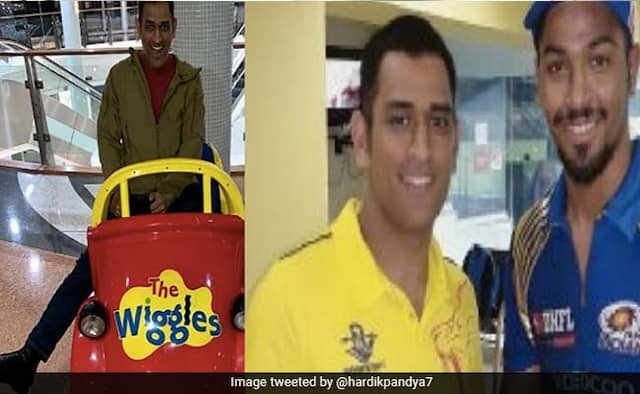 MS Dhoni Turns 39, Wishes Pour In, Hardik Pandya says better human being and stood by me in bad times
