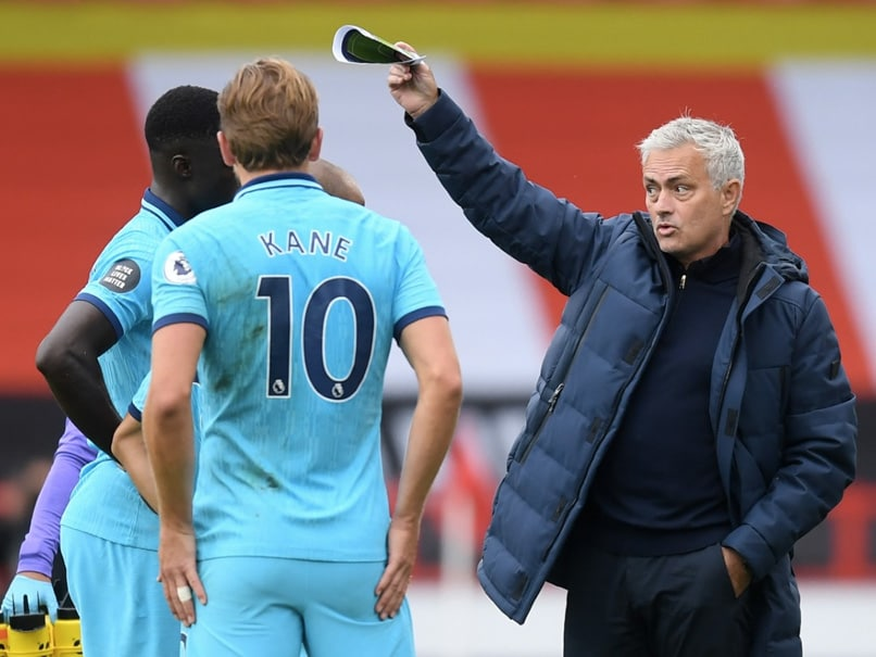 Mourinho says referees now 'assistants' to VAR after controversial decision