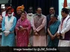 मध्य प्रदेश : शिवराज सिंह चौहान की कैबिनेट में '33' का फेर, कांग्रेस ने लिखी राष्ट्रपति को चिट्ठी