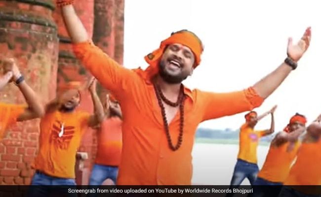 Bhojpuri Gana: रितेश पांडेय ने 'मैं जोगिया का जोगी हूं' से मचाया धमाल, रिलीज होते ही छा गया सॉन्ग