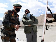 In Direct Message to China, PM At Ladakh: 10 Big Points