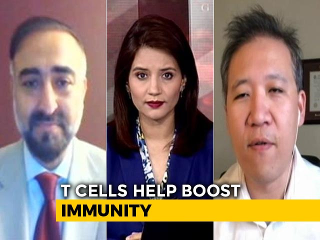Video: T Cells: The Immune Warriors