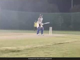 Shikhar Dhawan Shares Batting Video As He Returns To Training. Watch