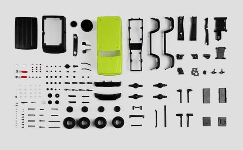 Xiaomi Introduces Suzuki Jimny 1:16 RC Scale Model In China