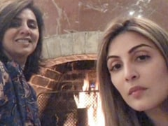 A Day Before Neetu Kapoor's Birthday, Daughter Riddhima Shares Adorable Pics