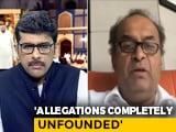 Video : No BJP Link To My Representing Sachin Pilot: Top Lawyer Mukul Rohatgi