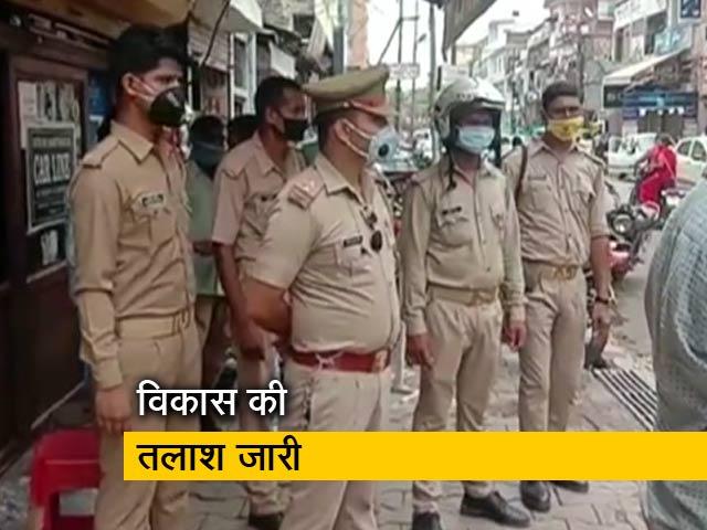 Videos : विकास दुबे को रेड की जानकारी देने का आरोपी सस्पेंड पुलिसकर्मी विनय तिवारी गिरफ्तार