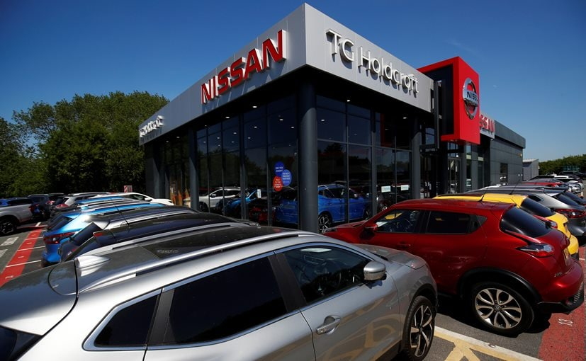 Earlier, Nissan had predicted for a record 470 billion yen loss