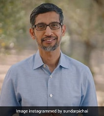 Instagram vs Reality: Perfectly Described By Sundar Pichai In Two Pics