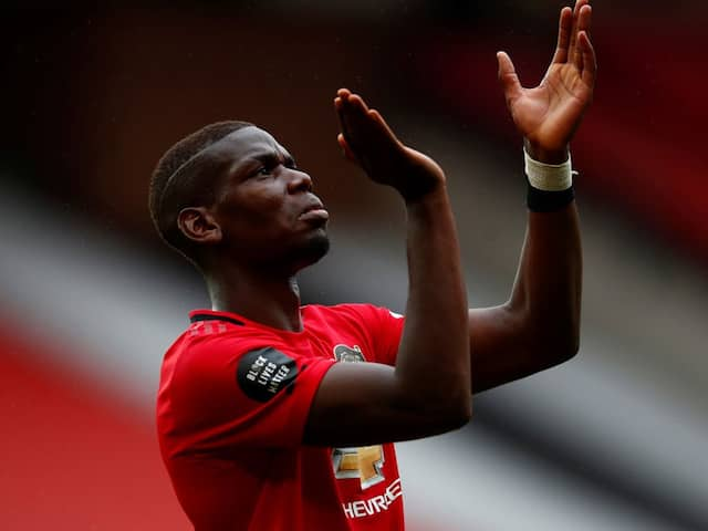 Manchester United Playing More As A Team Than Before: Paul Pogba