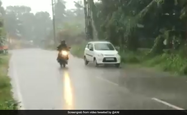 Heavy Rain Expected In Kerala On December 1, 2