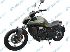 Upcoming New Benelli 502 Revealed As QJMotor SRV500