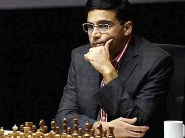 Viswanathan Anand Loses To Magnus Carlsen In Legends Of Chess Tournament