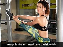 उर्वशी रौतेला ने अपनी वर्कआउट सैशन की Pic की पोस्ट, फैंस के साथ शेयर किया ये जरूरी मैसेज