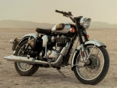 Royal Enfield's 350 cc Motorcycles Get A Significant Price Hike