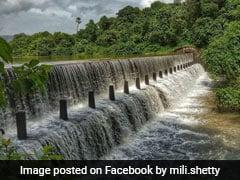 Mumbai's Tulsi Lake, Providing 18 Million Litres Water Daily, Overflowing