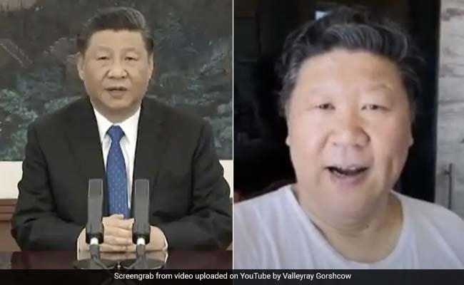 चीन के मशहूर ओपेरा गायक लियू कीकिंग का चेहरा राष्ट्रपति शी चिनफिंग से मिलने की वजह से सोशल मीडिया पर किया गया बैन