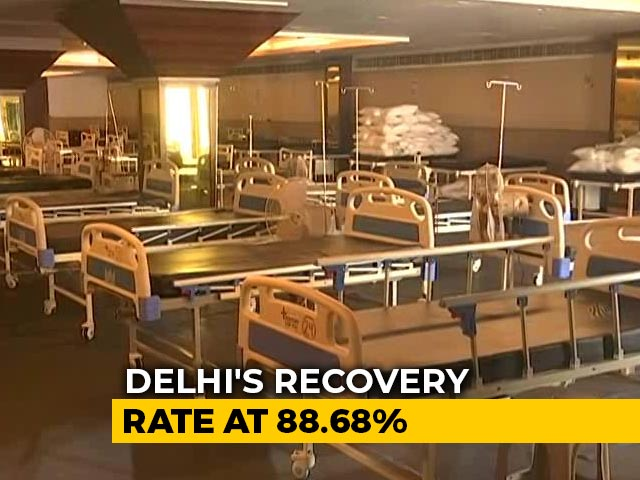 Video : Lowest Daily Increase In 2 Months In Delhi Covid Cases, 88% Recovery Rate