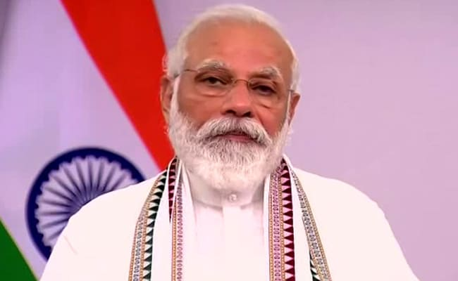 PM Modi Applauds People Of Varanasi For Helping Those In Need During Covid