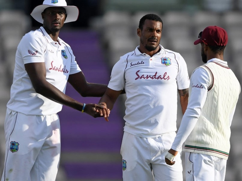 "Jason Holder Hails Shannon Gabriel's ""Massive Heart"" As Windies Beat England In 1st Test"