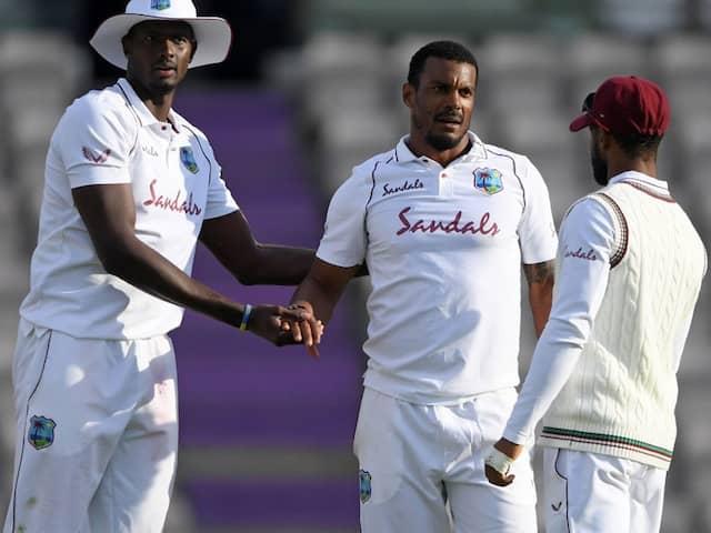 "Jason Holder Hails Shannon Gabriels ""Massive Heart"" As Windies Beat England In 1st Test"