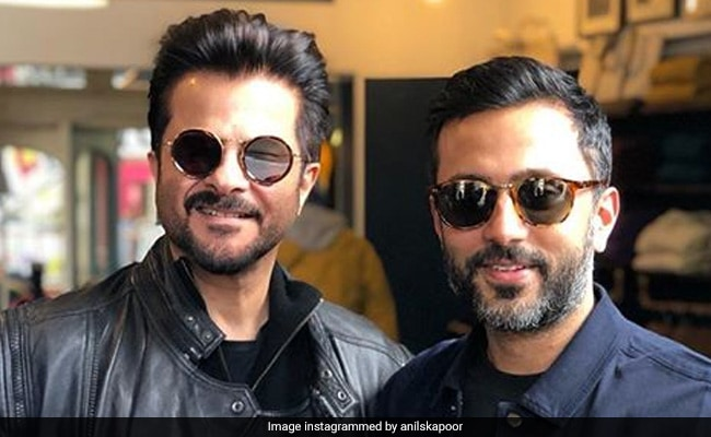 Anil Kapoor's Birthday Wish For Son-In-Law Anand Ahuja: 'Born To Be Part Of Our Family'
