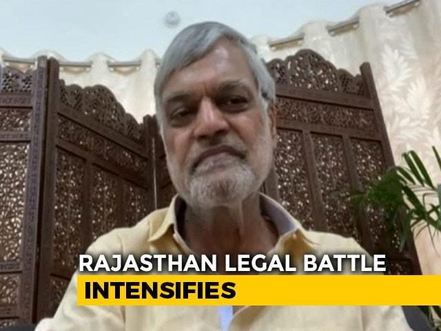Video : Rajasthan Battle In Supreme Court: Speaker CP Joshi Speaks to NDTV