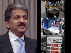 This Mumbai Three-Wheeler With A Washbasin, Sanitiser, Wi-Fi & More Leaves Anand Mahindra Impressed