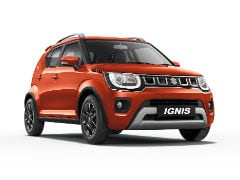 Maruti Suzuki Ignis Zeta Variants Updated With SmartPlay Studio; Prices Start At Rs. 5.98 Lakh