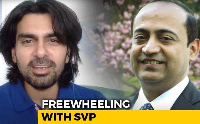 Video : Freewheeling With SVP: Live With Rajesh Goel, Honda Cars | carandbike