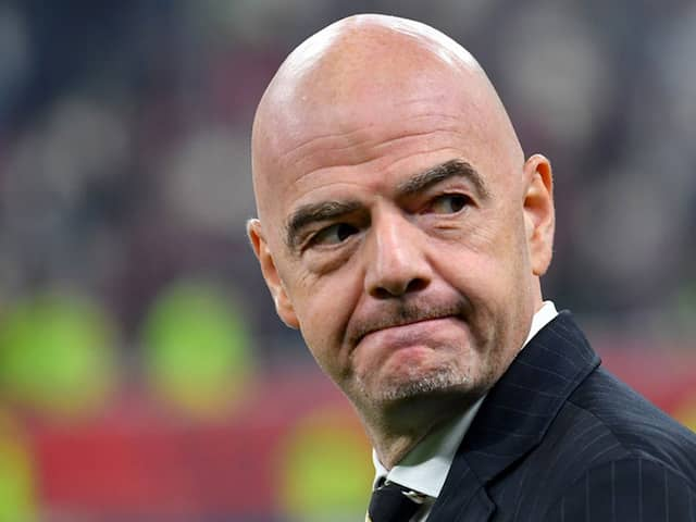Swiss Prosecutor Launches Criminal Probe Of FIFA Chief Gianni Infantino
