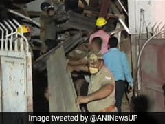 Noida Building Collapse: Owner Arrested Over Death Of 2 Workers
