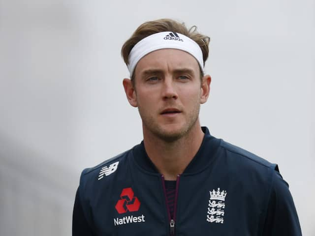 "England vs West Indies: Stuart Broad Says ""Frustrated, Angry"" After Missing The Southampton Test"