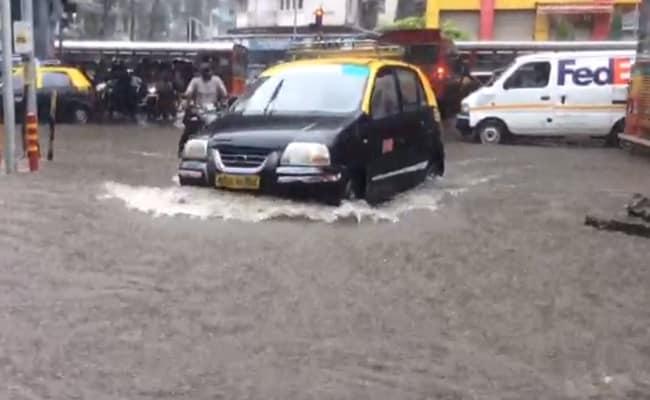 Red Alert As Heavy Rain Lashes Mumbai, Colaba Receives 22 cm Rainfall