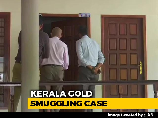 Video : IAS Officer Deposed In Gold Smuggling Case, Allegedly Got Calls From Accused