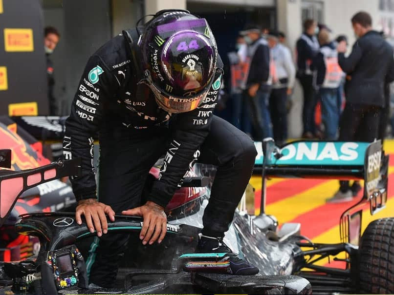 Formula One: Mercedes Lewis Hamilton Storms To Styrian Grand Prix Pole