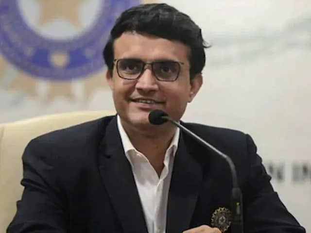 Sourav Ganguly Names 5 Players He Would Pick From Current Indian Test Team In His Side