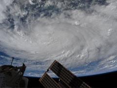 एस्ट्रोनॉट ने स्पेस से Hanna तूफान का VIDEO किया शेयर, सोशल मीडिया पर लोगों ने कहा-  ये तो...
