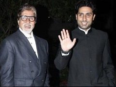 "Amitabh Bachchan And Son Abhishek, Coronavirus Positive, ""Don't Require Aggressive Treatment"": Report"