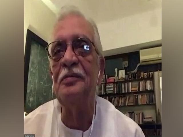 Video : You Have To Find The Sunshine Even During The Darkness: Lyricist Gulzar