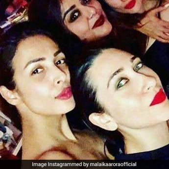 Malaika Arora, Kareena Kapoor And The Gang Are BFFs Who Pout Together And Stay Forever