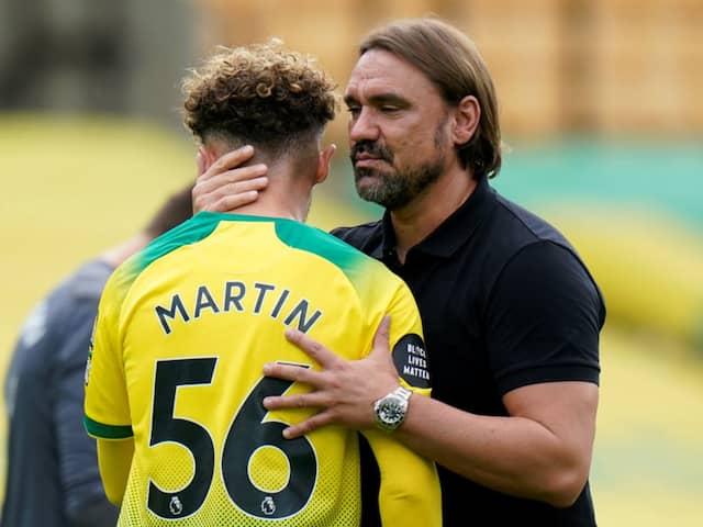 Norwich City Relegated From Premier League As Four-Goal Michail Antonio Lifts West Ham United