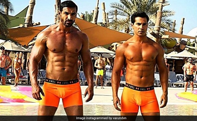 When John Abraham Ate 21 Watermelons In One Day While Filming Dishoom