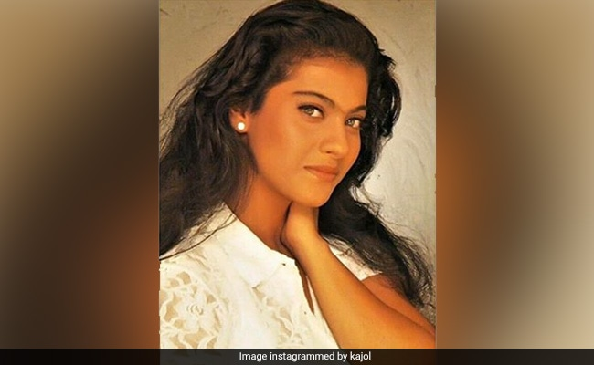 Kajol, Who Is 'Still The Same' As In This Pic, Decodes Her Expression