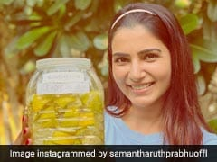 Samantha Ruth Prabhu Teaches Us A Thing Or Two About Eco-Friendly Cleaning