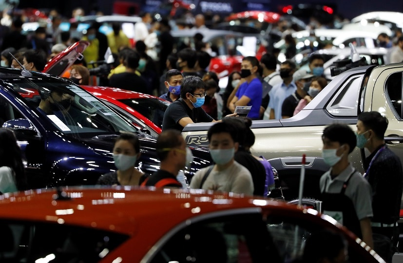 Thailand is a major regional car production hub and its previous motor shows had over a million footfall
