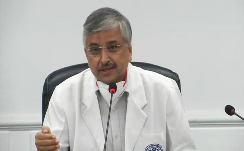 दिल्ली में कोरोना के नए मामले 1,000 से कम, एम्स निदेशक ने कहा : लगता है यह शीर्ष स्तर को छू चुका है