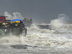 Orange Alert For Maharashtra's Coastal Regions, Floods In Meghalaya