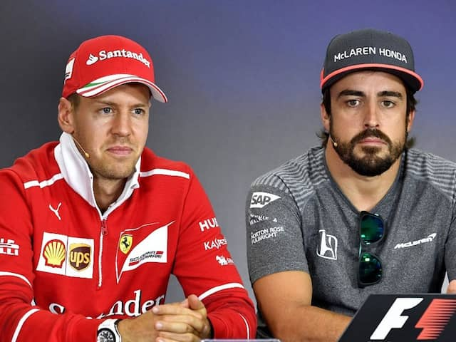 Formula One: Renault Chose Fernando Alonso Over Sebastian Vettel, Says Alain Prost