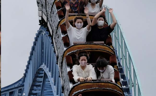 'Scream Inside Your Heart' On Rollercoasters In Japan To Avoid COVID-19